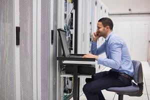 reliable IT infrastructure by Cygnet
