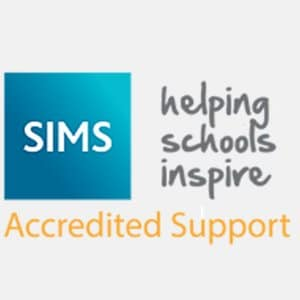 Capita accredited SIMS Support service